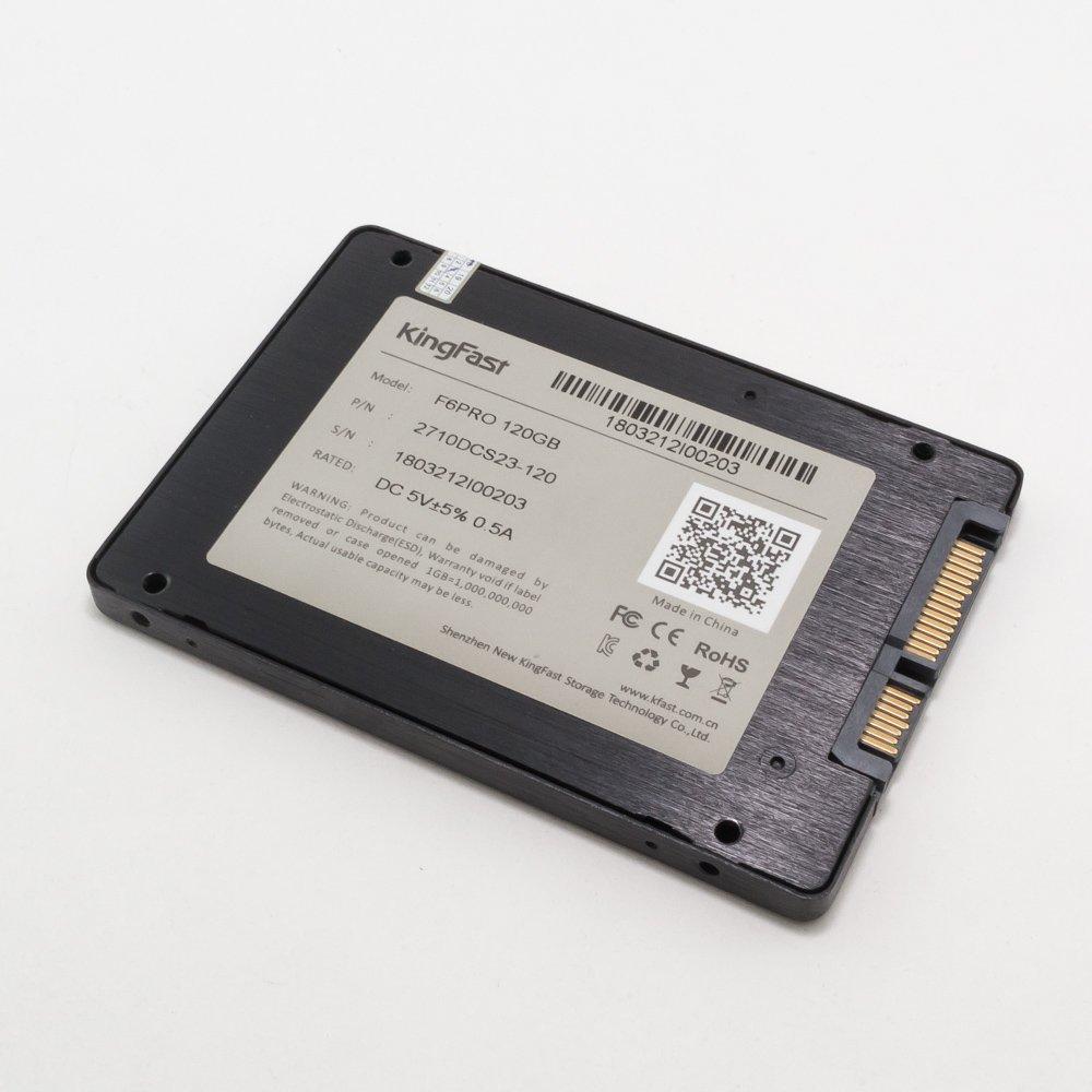 Жесткий диск F6PRO120GB