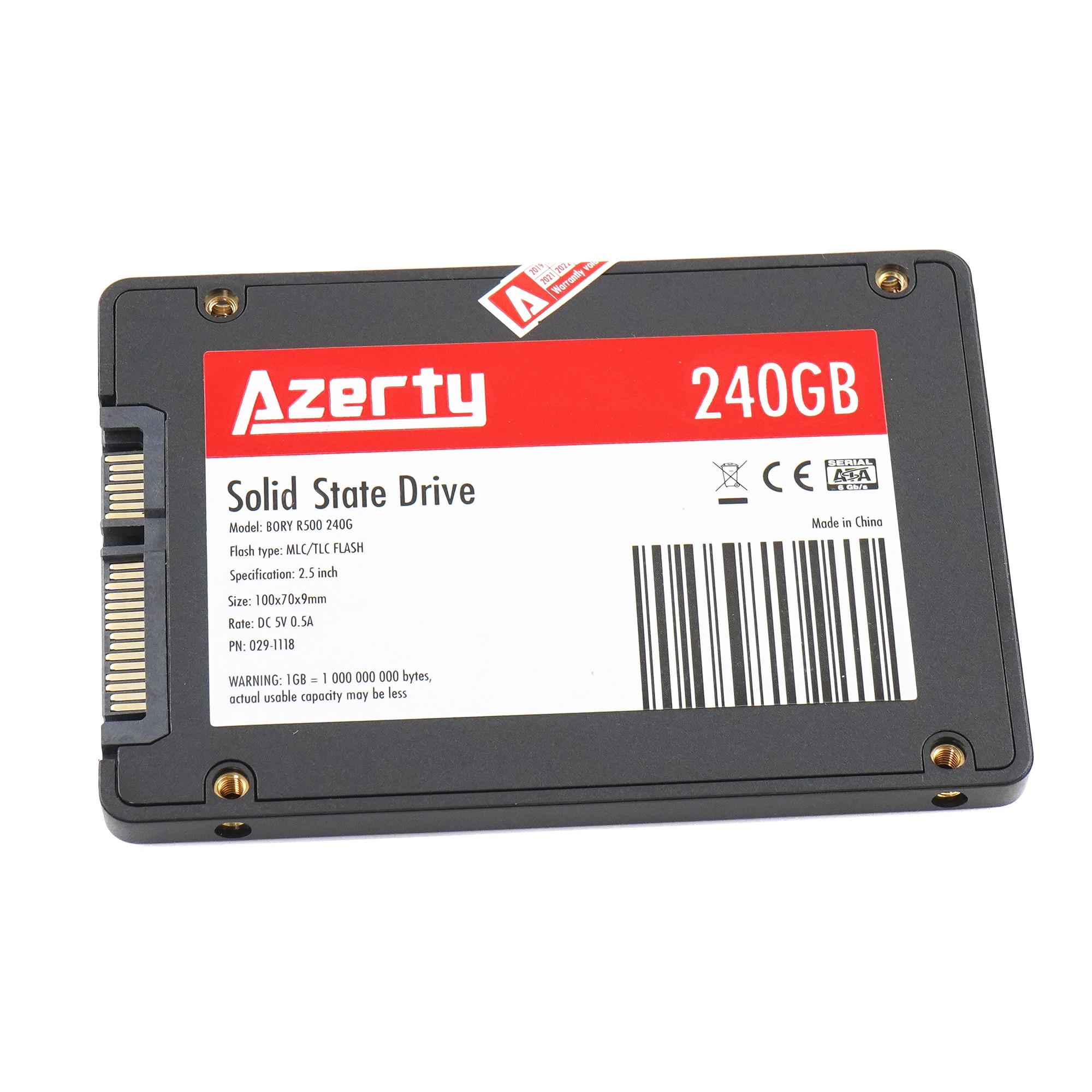 Жесткий диск SSD Azerty 240Gb 2.5
