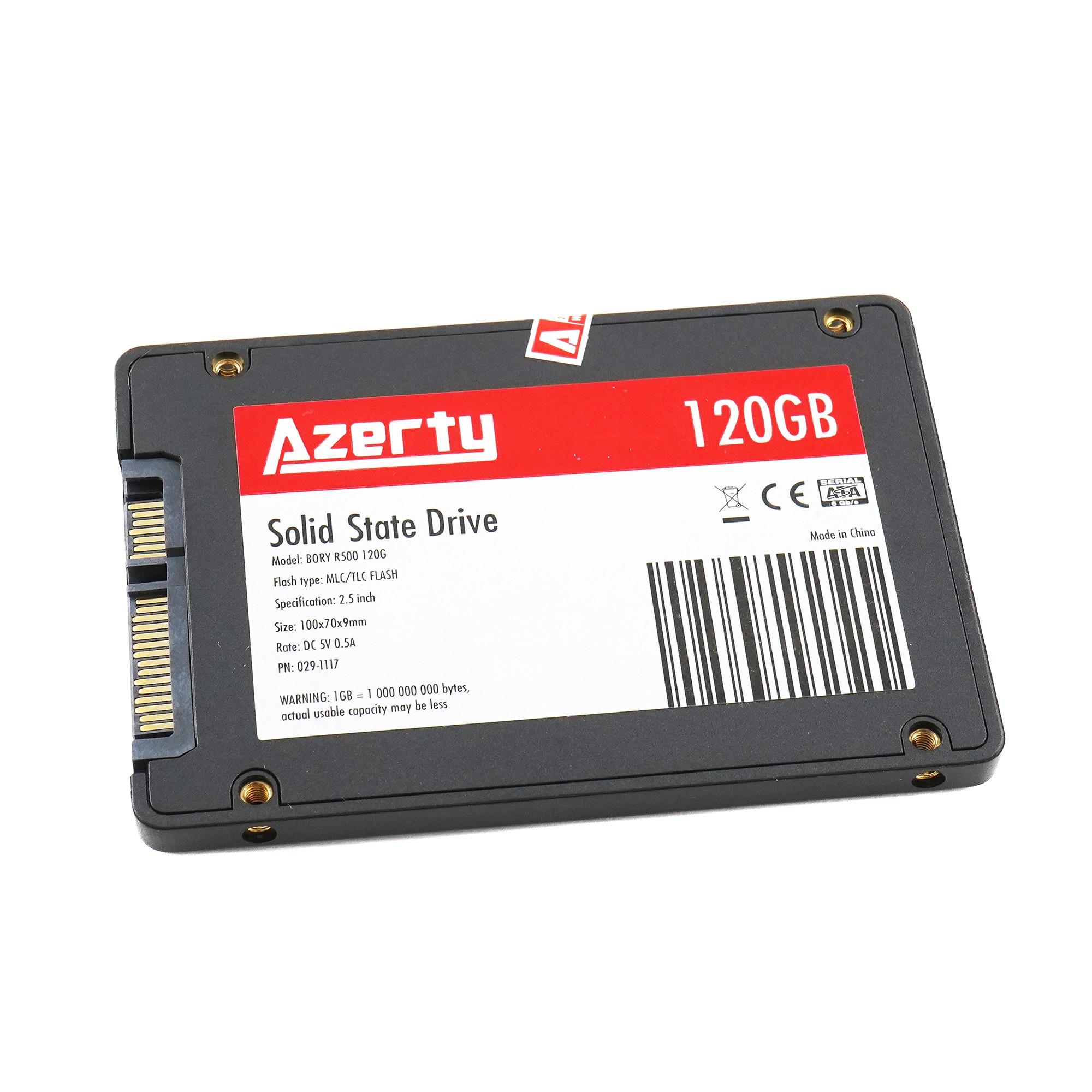 Жесткий диск SSD Azerty 120Gb 2.5