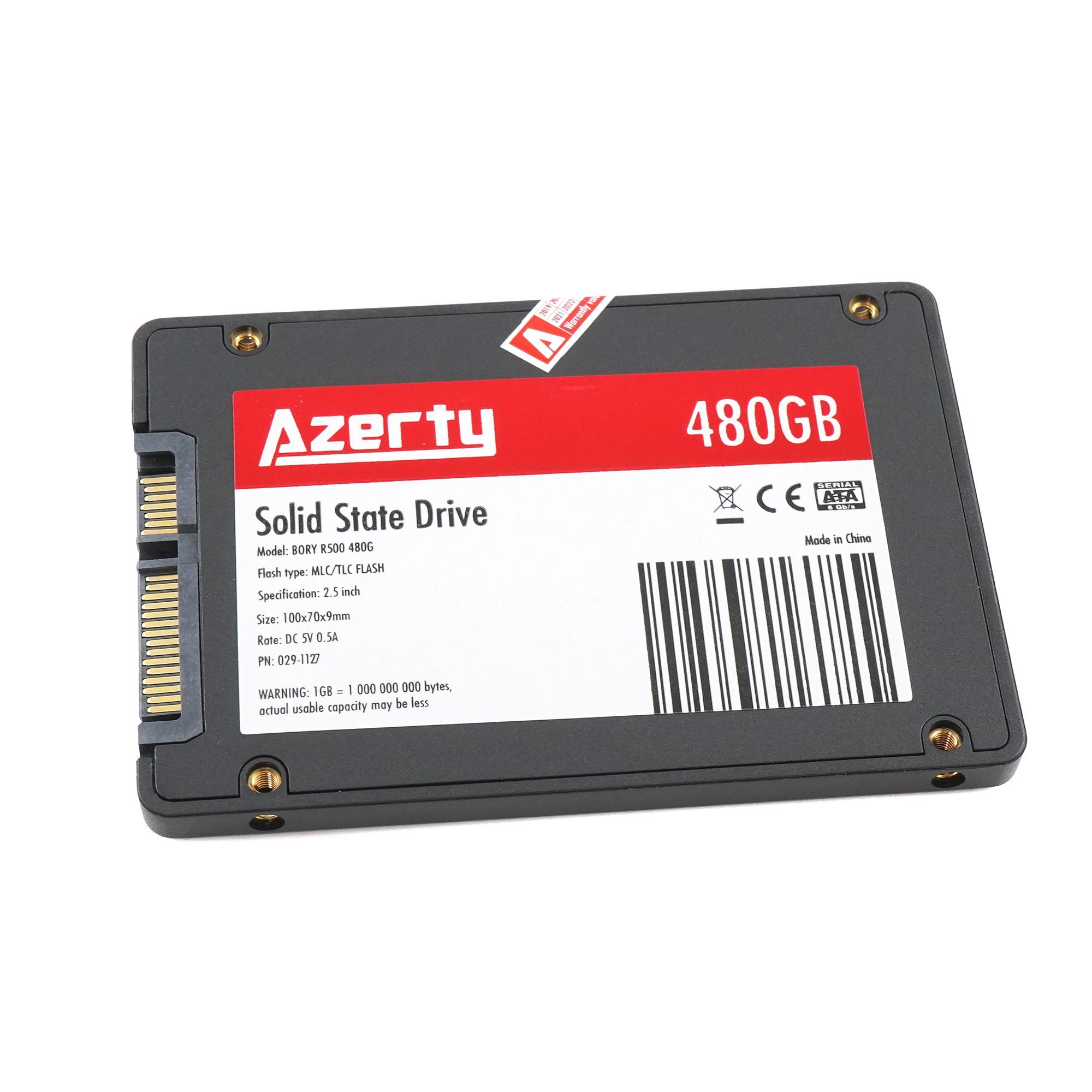 Жесткий диск SSD Azerty 480Gb 2.5