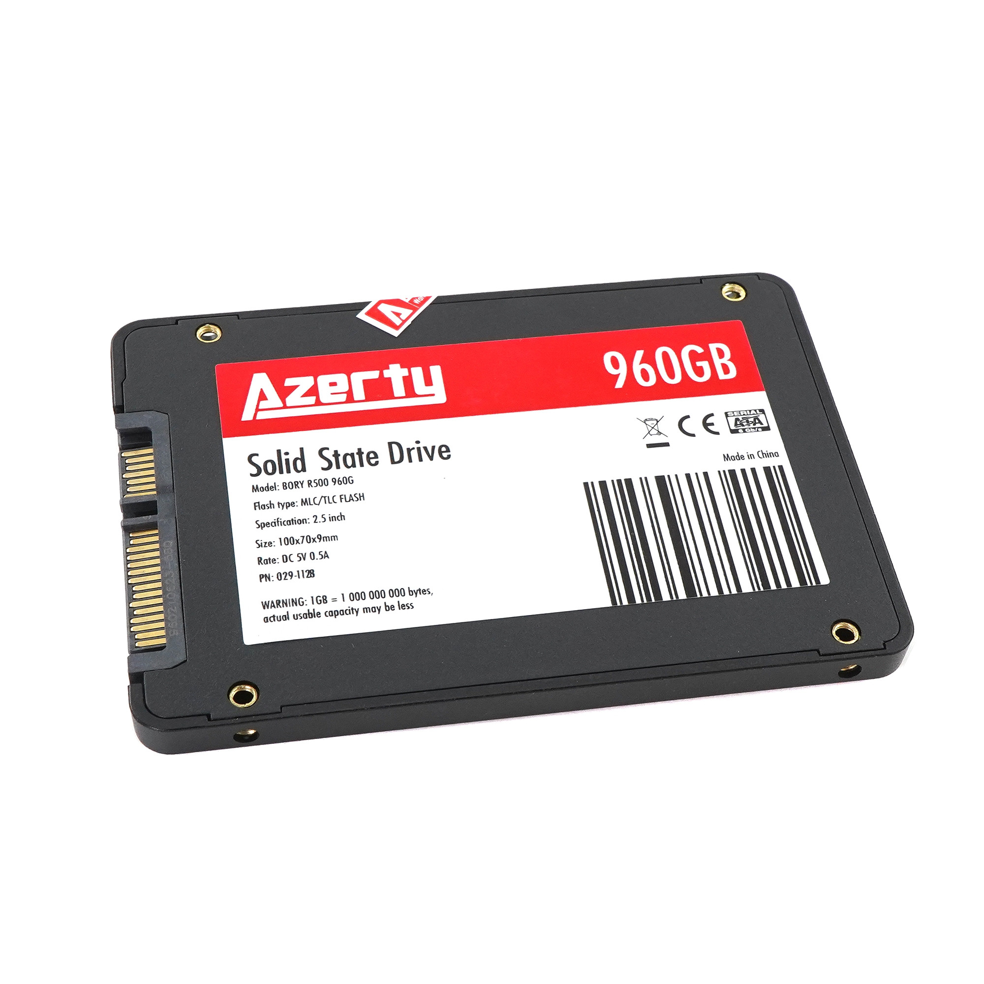 Жесткий диск SSD Azerty 960Gb 2.5