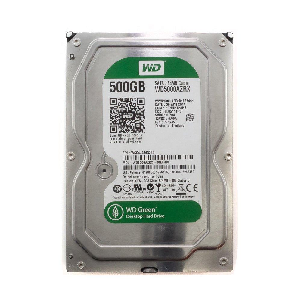 "Жесткий диск 3.5"" 500 Gb WD5000AZRX"