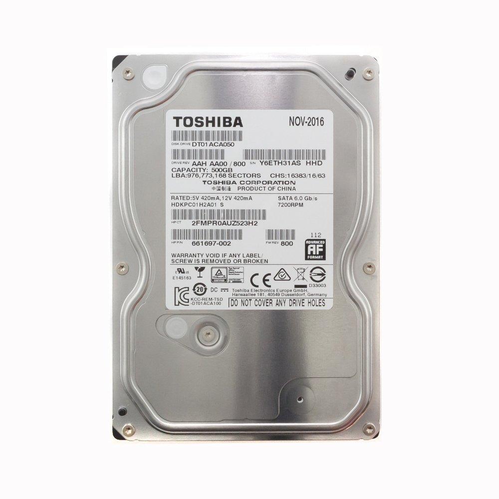 "Жесткий диск 3.5"" 500 Gb Toshiba DT01ACA050"