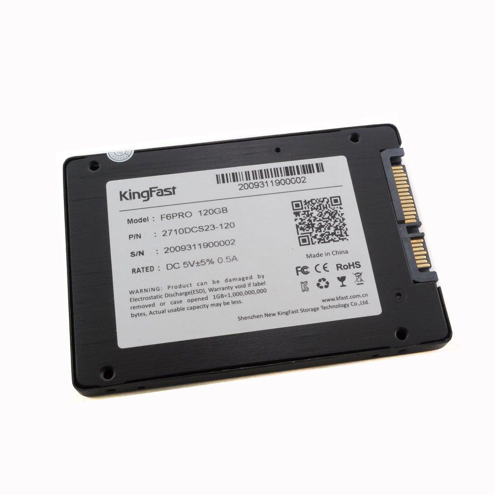 "Жесткий диск SSD 2.5"" 120Gb KingFast F6PRO120GB (OEM)"