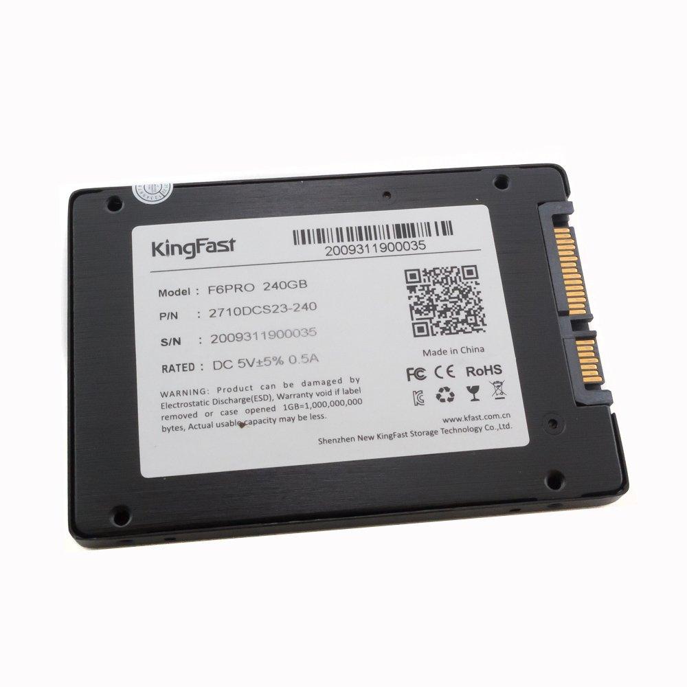 "Жесткий диск SSD 2.5"" 240Gb KingFast F6PRO240GB (OEM)"