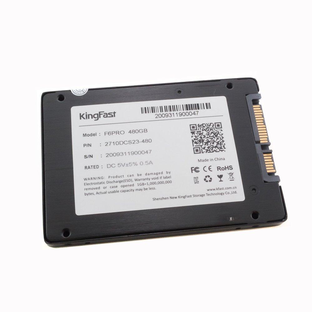 "Жесткий диск SSD 2.5"" 480 Gb KingFast F6PRO480GB (OEM)"