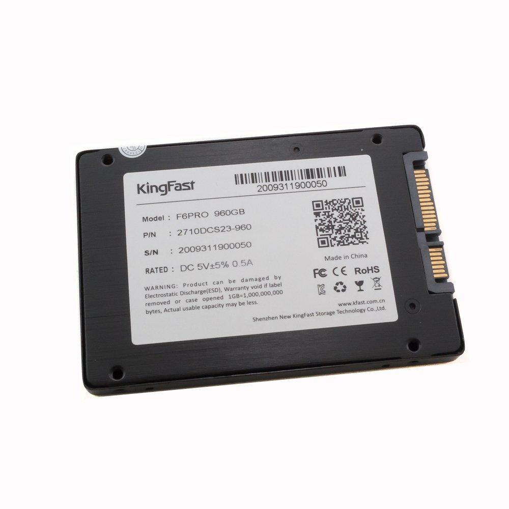 "Жесткий диск SSD 2.5"" 960Gb KingFast F6PRO960GB (OEM)"