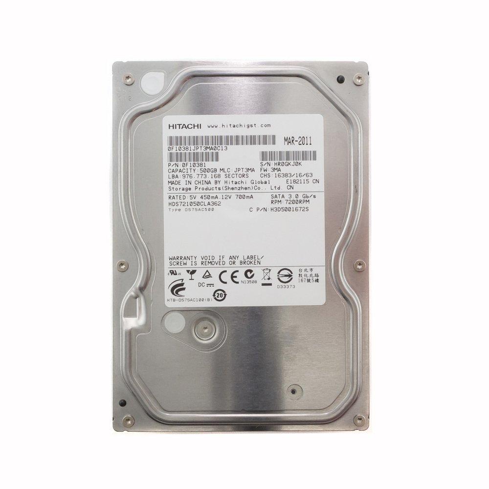 """Жесткий диск 3.5"""" 500 Gb Hitachi HDS721050CLA362"""