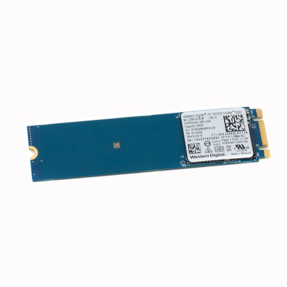 Жесткий диск SSD M.2 2280 NVME 128Gb WD SN520