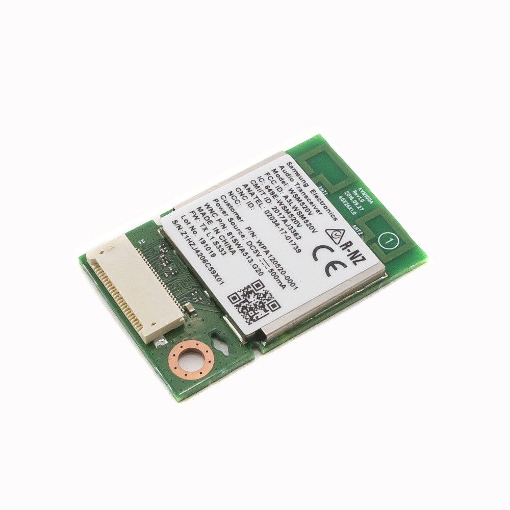 Модуль (плата) аудио трансивера AH81-09751A для телевизора Samsung