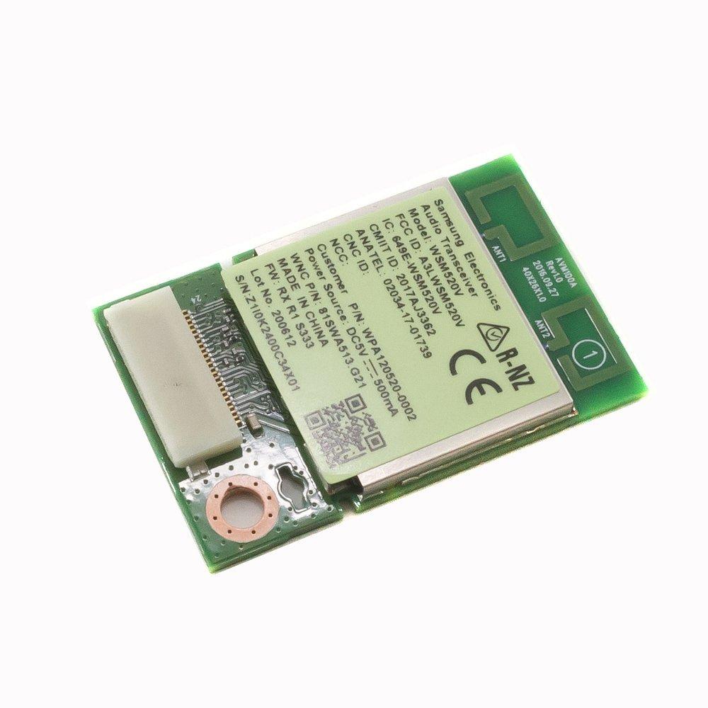 Модуль (плата) аудио трансивера AH81-09750A для телевизора Samsung