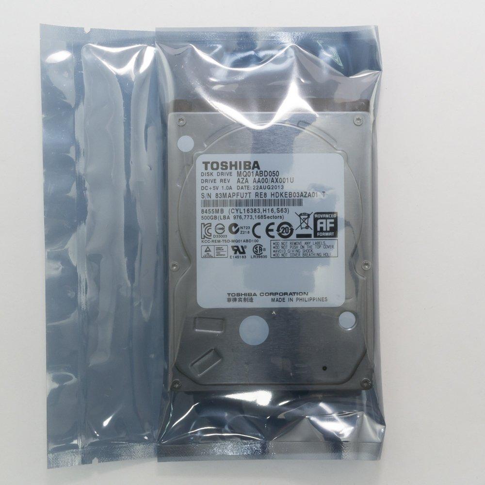 """Жесткий диск 2.5"""" 500 Gb Toshiba MQ01ABD050"""