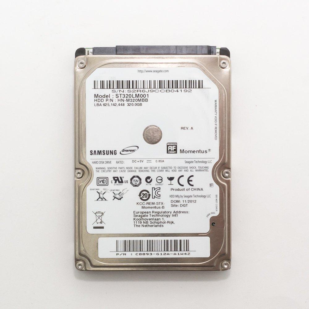 "Жесткий диск 2.5"" 320 Gb Samsung ST320LM001"