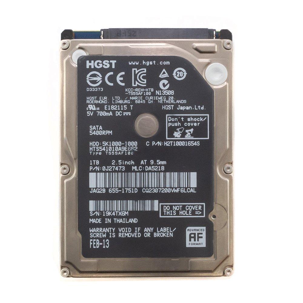 """Жесткий диск 2.5"""" 1 Tb Hitachi HTS541010A9E662"""
