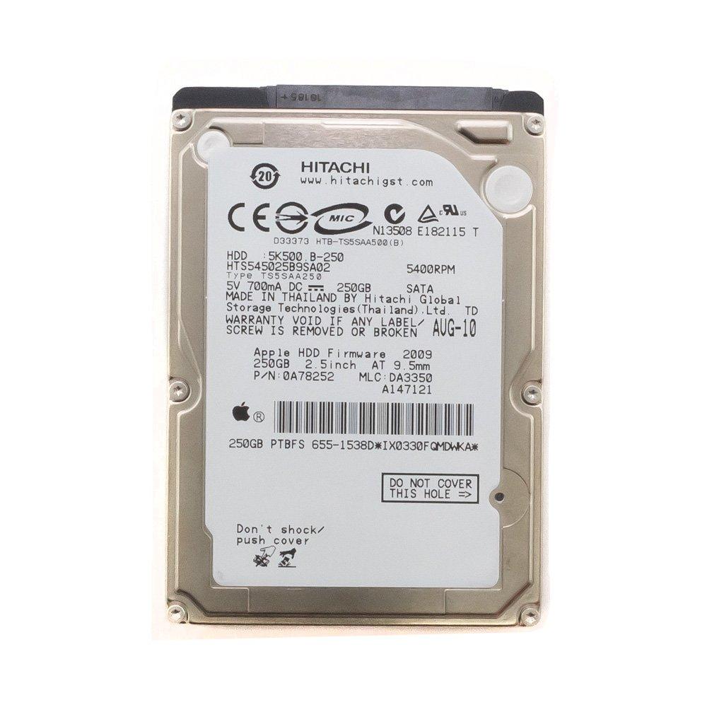 """Жесткий диск 2.5"""" 250 Gb Hitachi HTS545025B9SA02"""