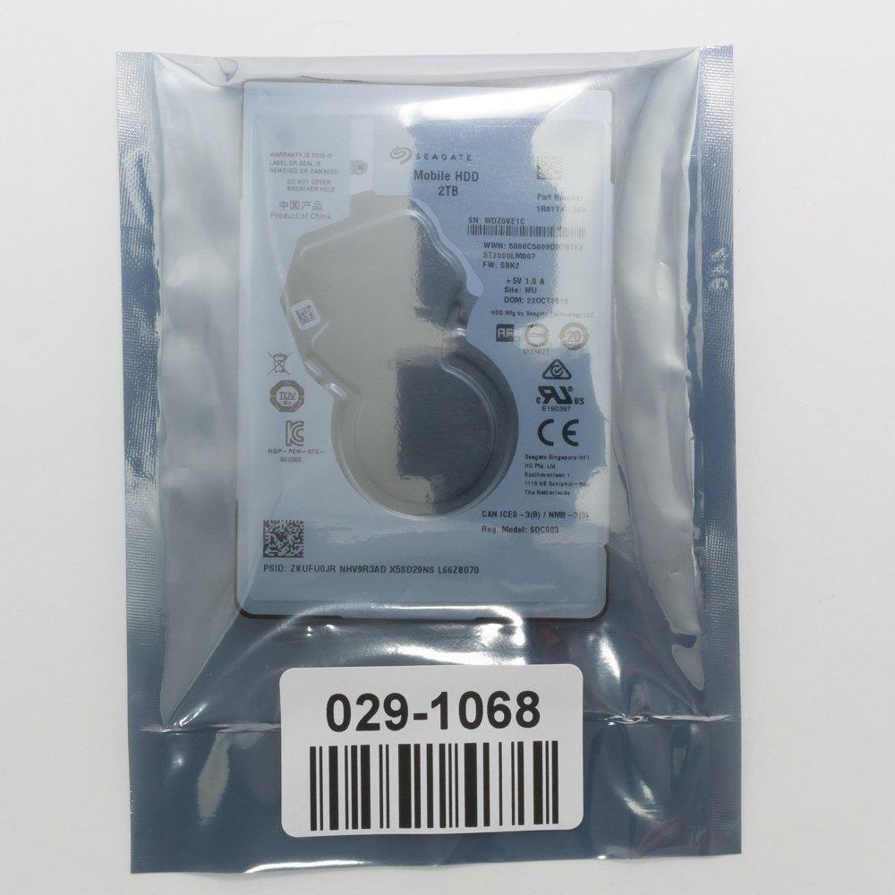 """Жесткий диск 2.5"""" 2 Tb Seagate ST2000LM007"""