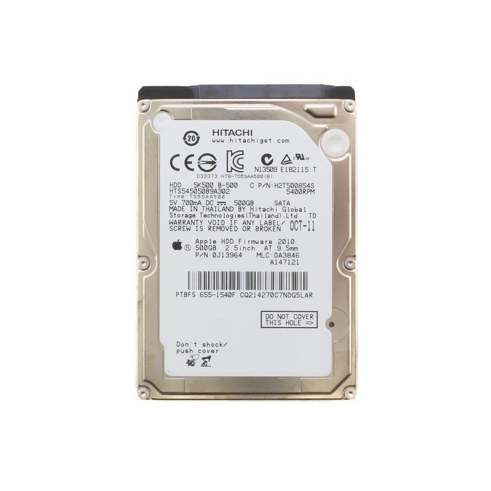 """Жесткий диск 2.5"""" 500 Gb Hitachi HTS545050B9A302"""