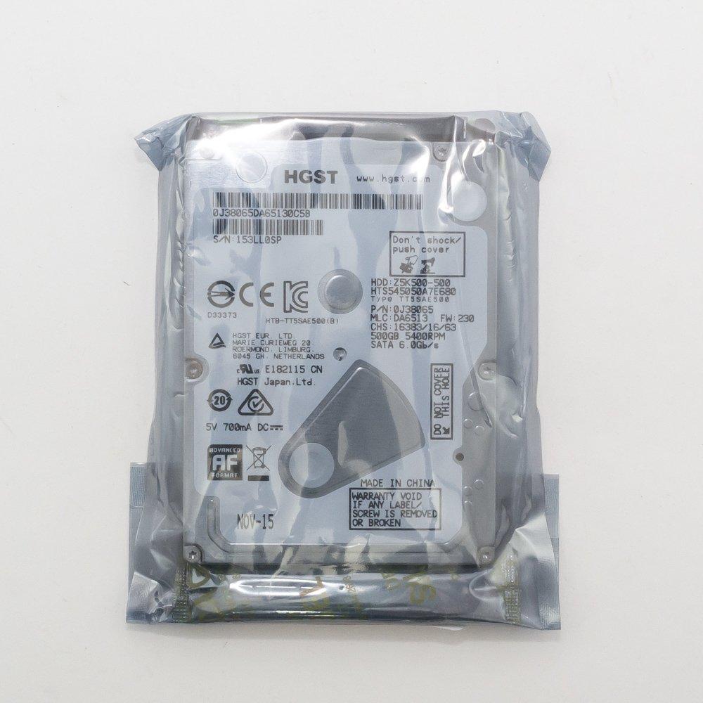Жесткий диск HGST Travelstar 500Gb