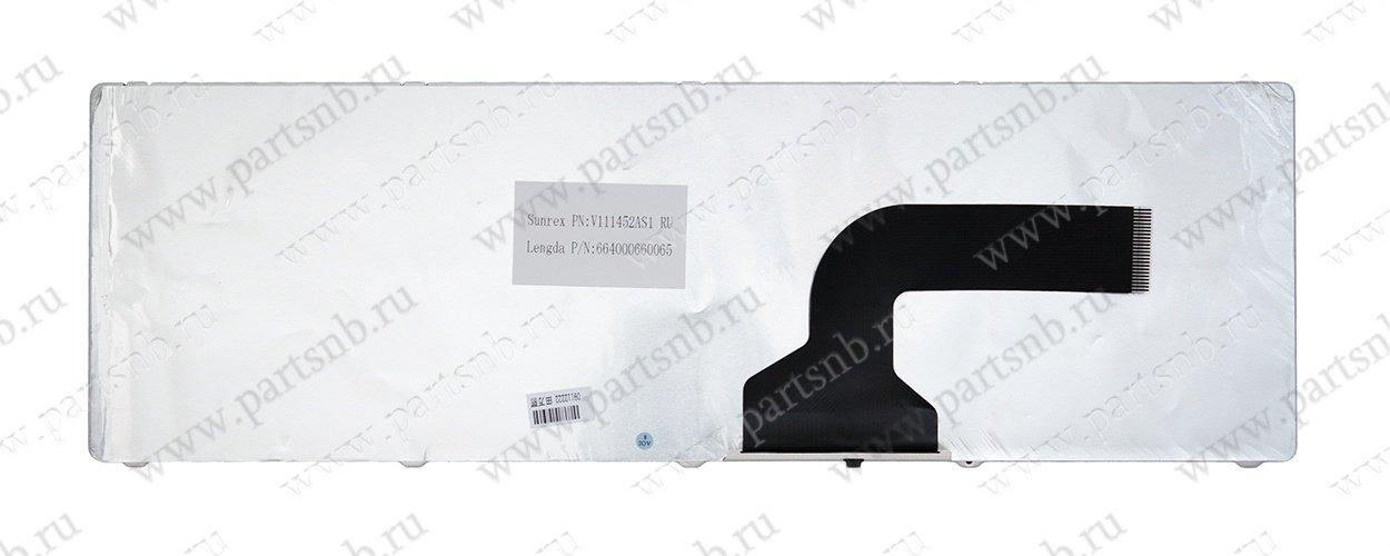 Клавиатура для ноутбука Asus K52  с рамкой