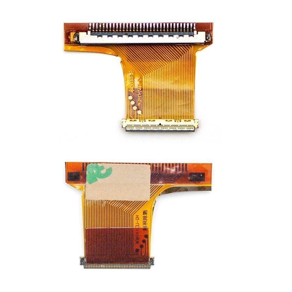 Переходник на матрицу 40 pin LED на 30 pin CCFL. Длина переходника 3,3 см.
