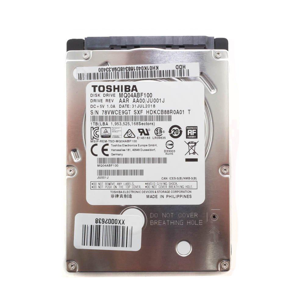 """Жесткий диск 2.5"""" 1 Tb Toshiba MQ04ABF100"""