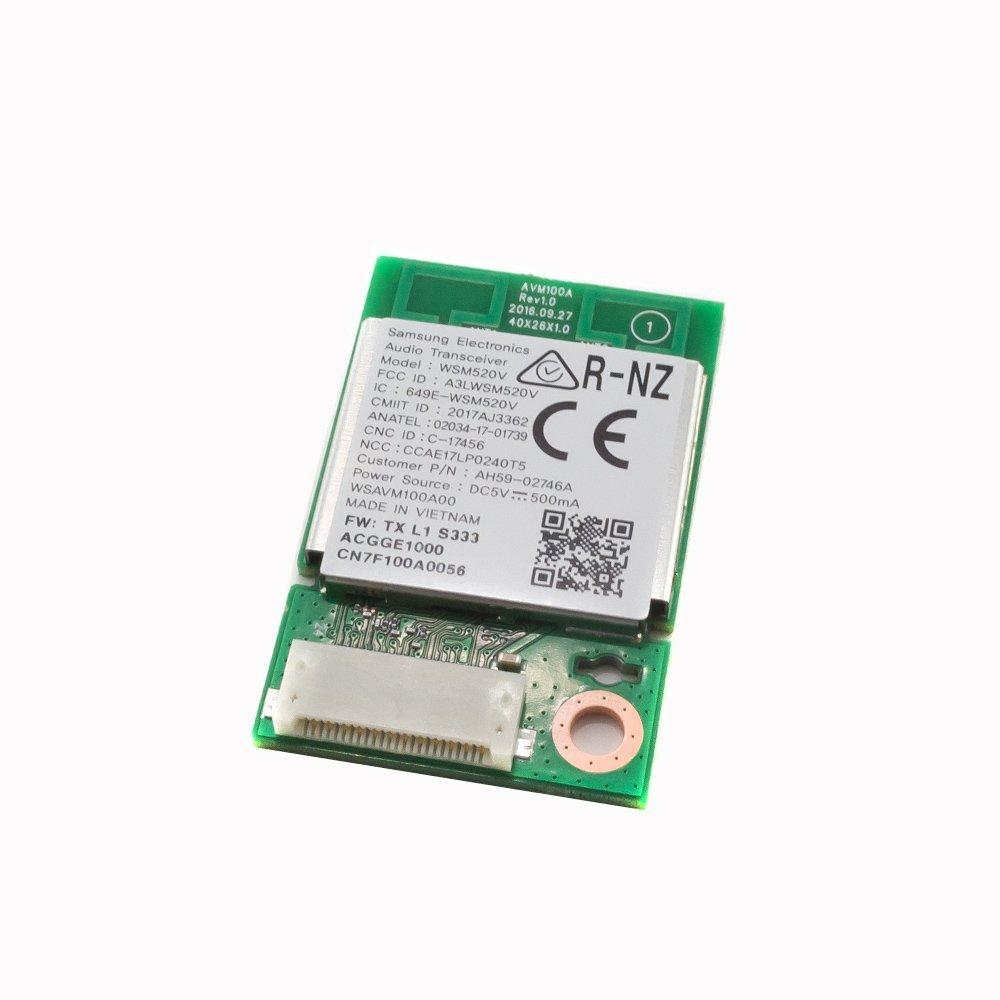 Модуль (плата) аудио трансивера AH81-09787A для телевизора Samsung