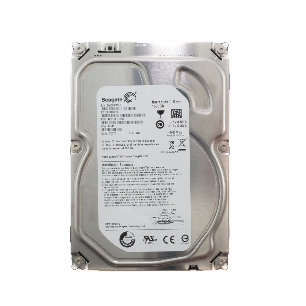 "Жесткий диск 3.5"" 1,5 Tb Seagate ST1500DL003"