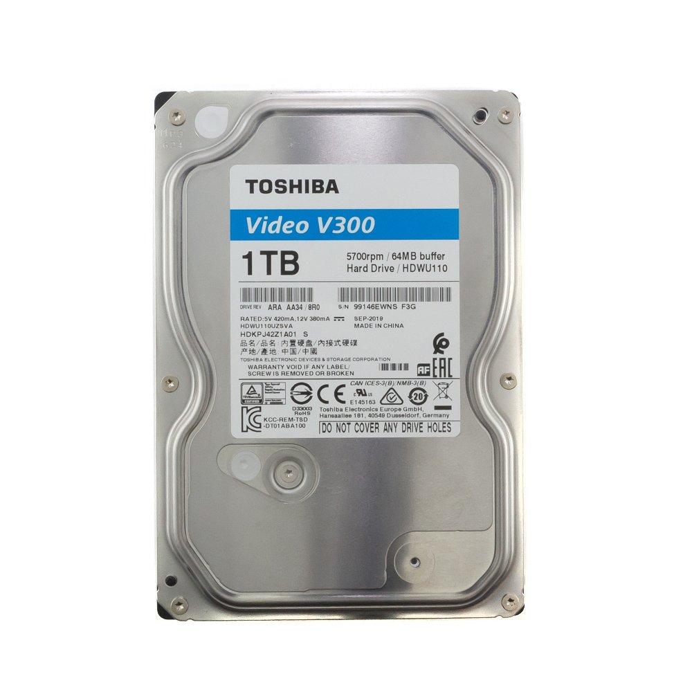 """Жесткий диск 3.5"""" 1 Tb Toshiba HDWU110UZSVA"""