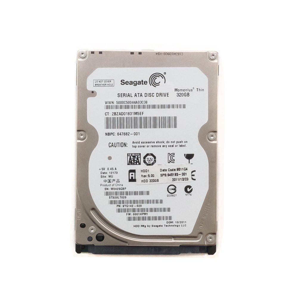 """Жесткий диск 2.5"""" 320 Gb Seagate ST320LT020"""