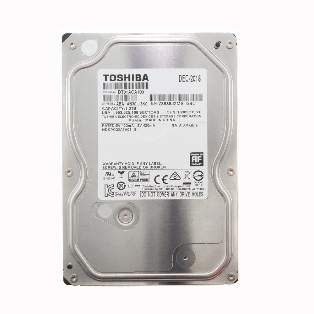 """Жесткий диск 3.5"""" 1 Tb Toshiba DT01ACA100"""