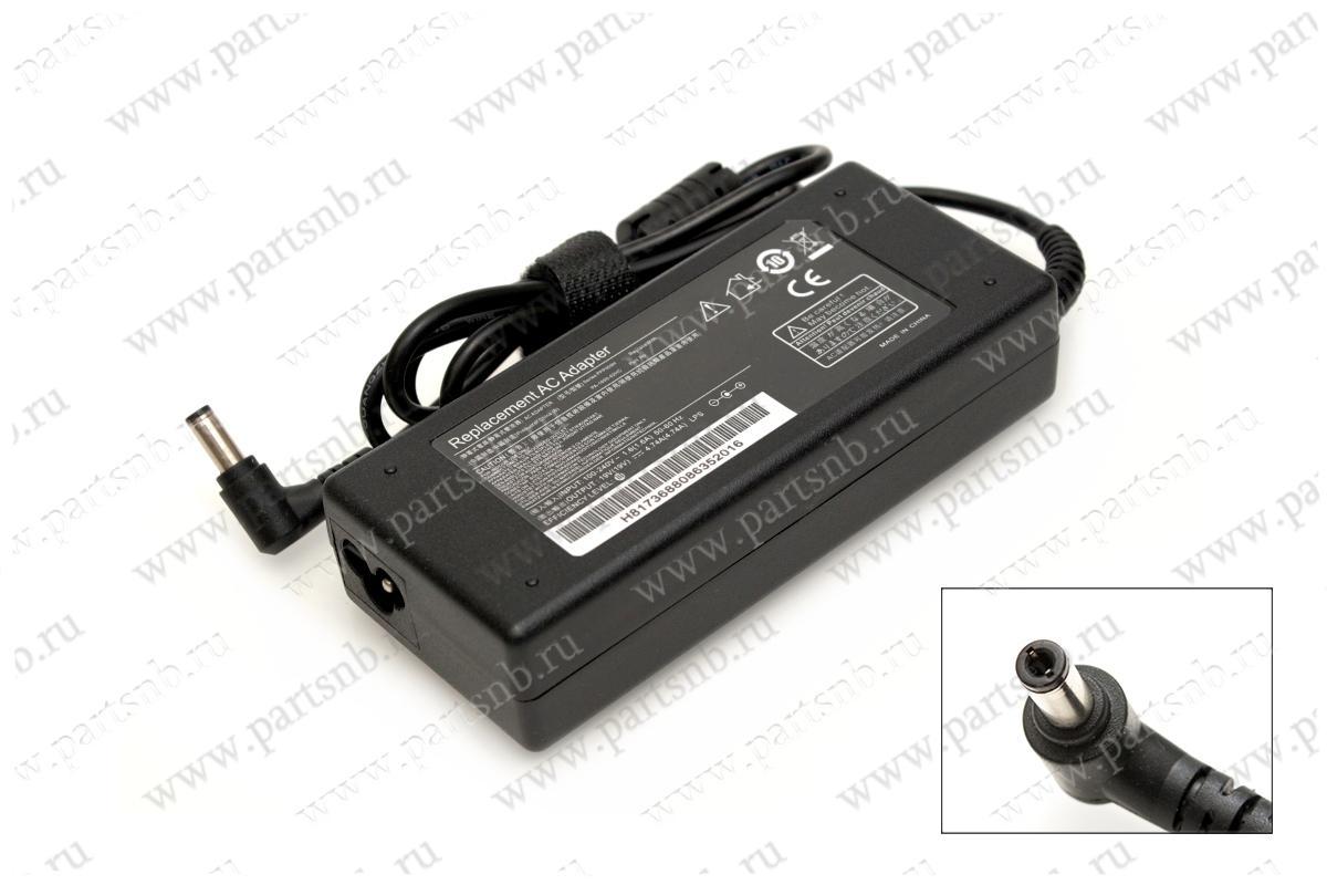 Блок питания для ноутбука ASUS 19V 4.74A (90W)  с сетевым кабелем