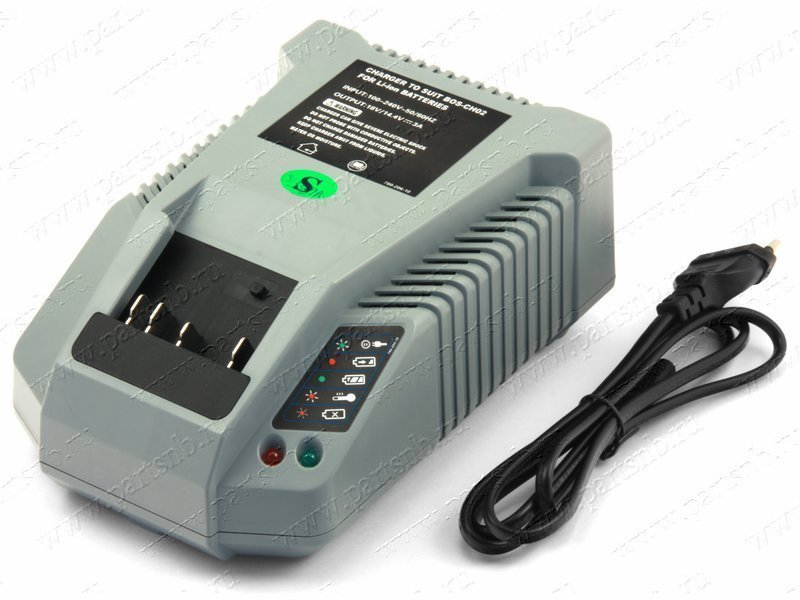 Зарядное устройство (блок питания) для Bosch GSR 180-LI Professional