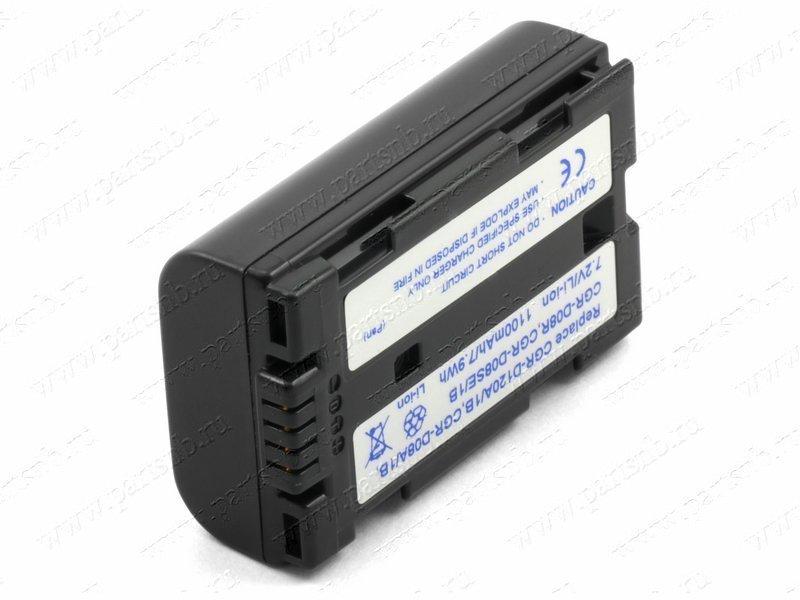Аккумулятор для Panasonic NV-GS15