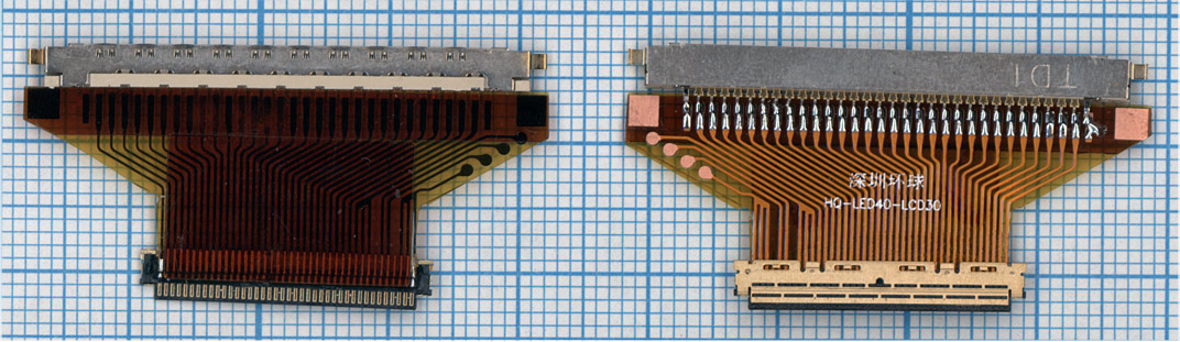 Переходник LED40-to-LCD30