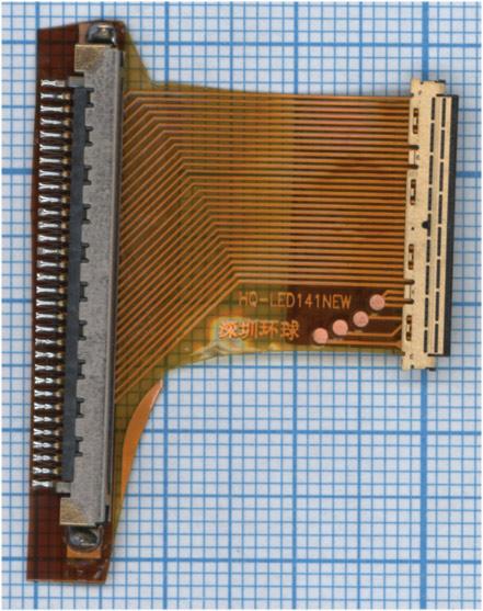 Переходник LED 40pin to 30pin