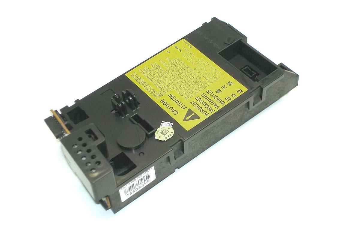 HP M1536/ P1566/ 1606 Laser Scanner Assy блок сканера/лазера (в сборе) RM1-7489