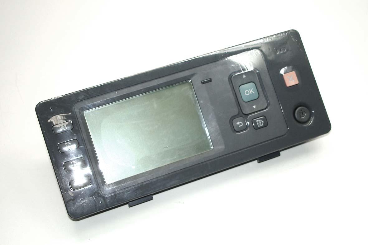 HP DJ T610/T1100/Z2100/Z3100 Front panel assembly Передняя панель в сборе Q6683-67022