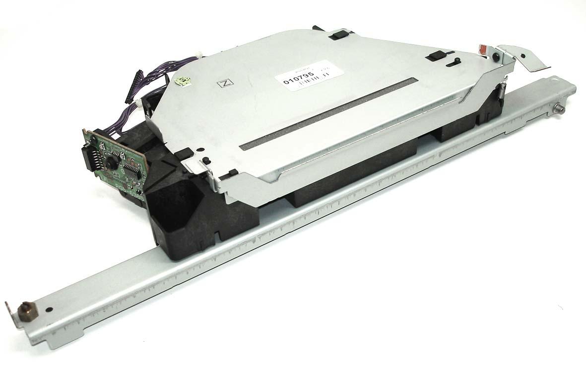 HP CLJ 5550 Laser Scanner Assy блок сканера/лазера (в сборе) RG5-7681