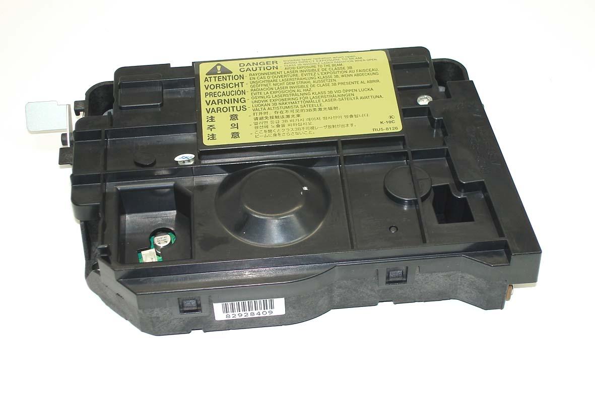 HP LJ P2030, 2035, 2050, 2055 Laser Scanner Assy блок сканера/лазера (в сборе)   RM1-6424/RM1-6382