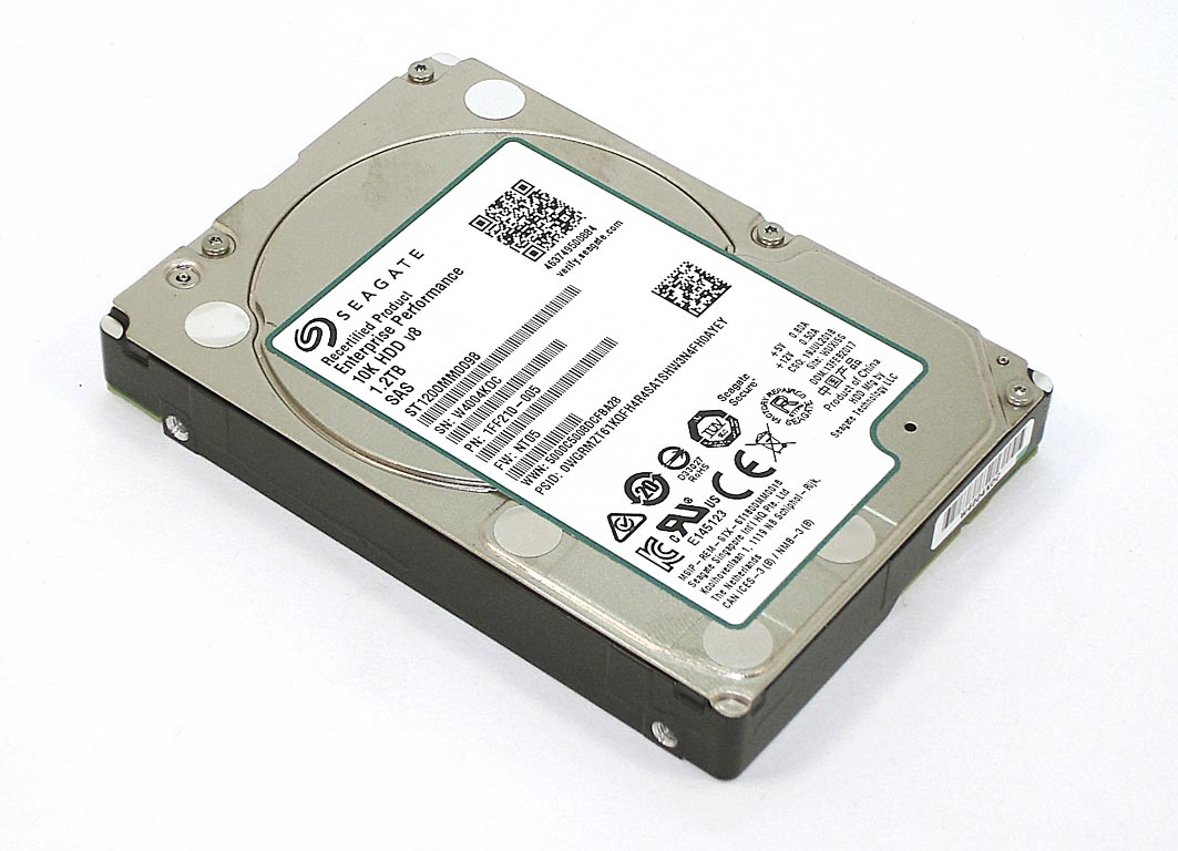 "Жесткий диск HDD 2,5"" 1200GB Seagate ST1200MM0098"