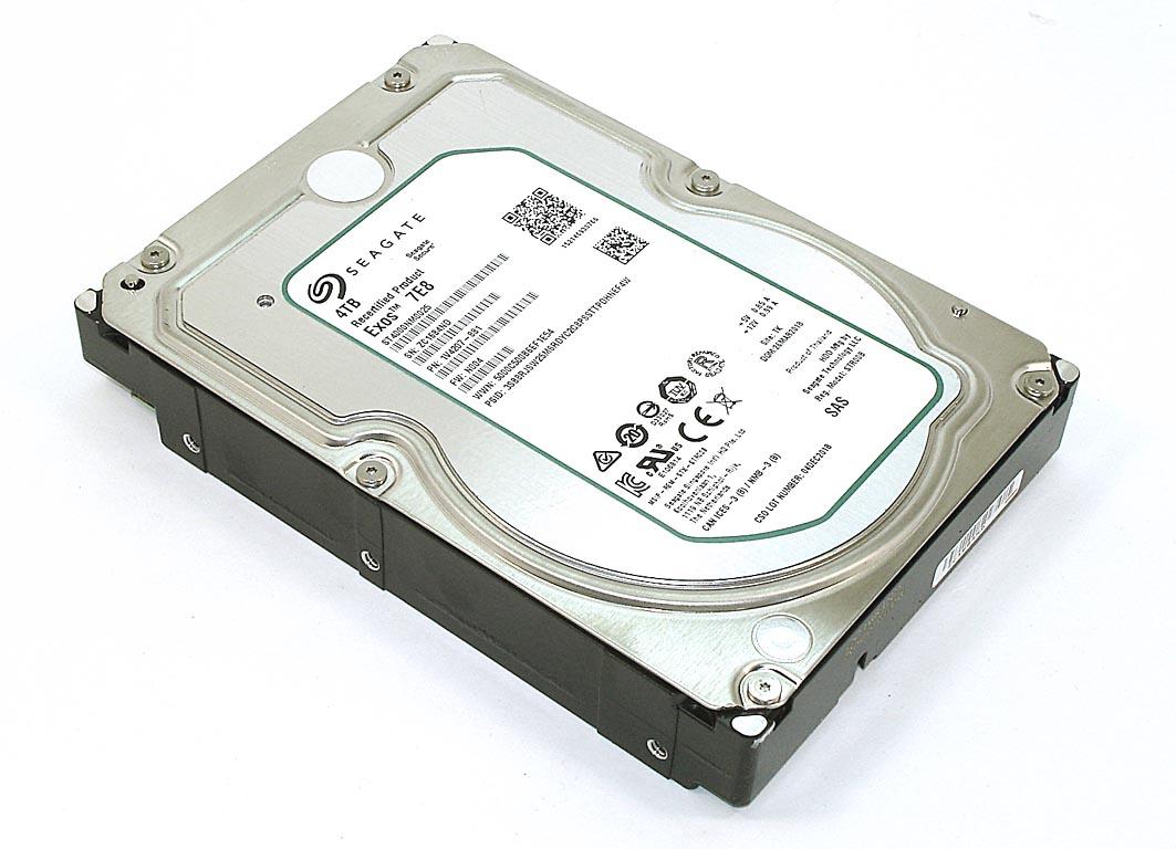 Жесткий диск HDD  3.5 4 Тб ST4000NM0025
