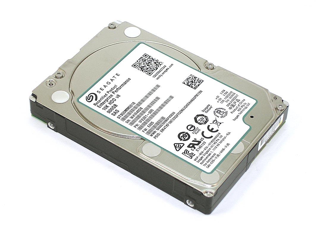 "Жесткий диск HDD 2,5"" 900GB Seagate ST900MM0018"