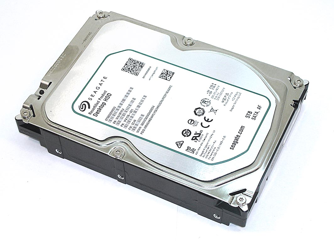 "Жесткий диск HDD 3,5"" 5TB Seagate ST5000DM000"