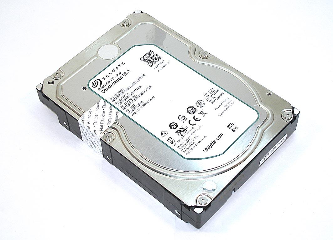 "Жесткий диск HDD 3,5"" 3TB Seagate ST3000NM0023"