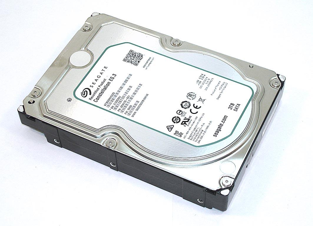 "Жесткий диск HDD 3,5"" 3TB Seagate ST3000NM0033"