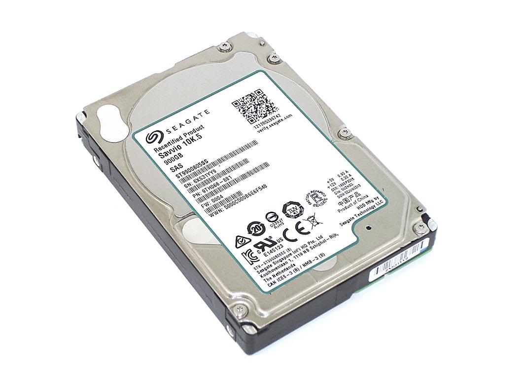 "Жесткий диск HDD 2,5"" 900GB Seagate ST9900805SS"