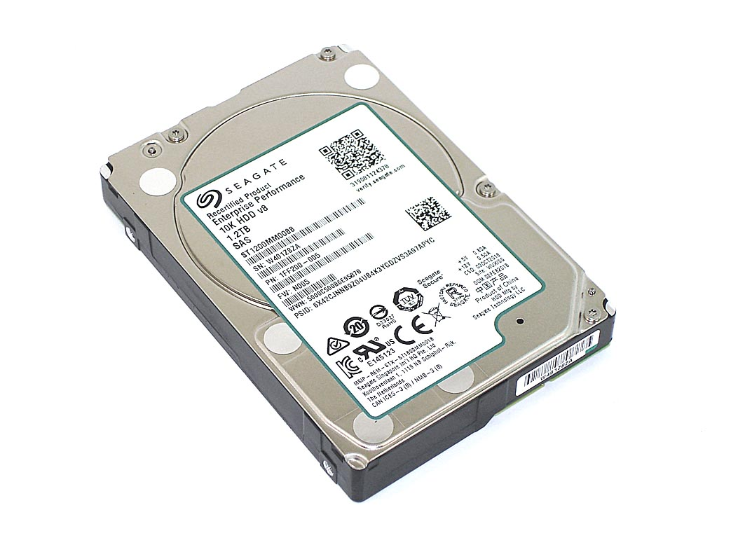 "Жесткий диск HDD 2,5"" 1200GB  Seagate ST1200MM0088"