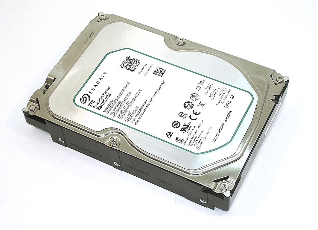"Жесткий диск HDD 3,5"" 2TB Seagate ST2000DM006"