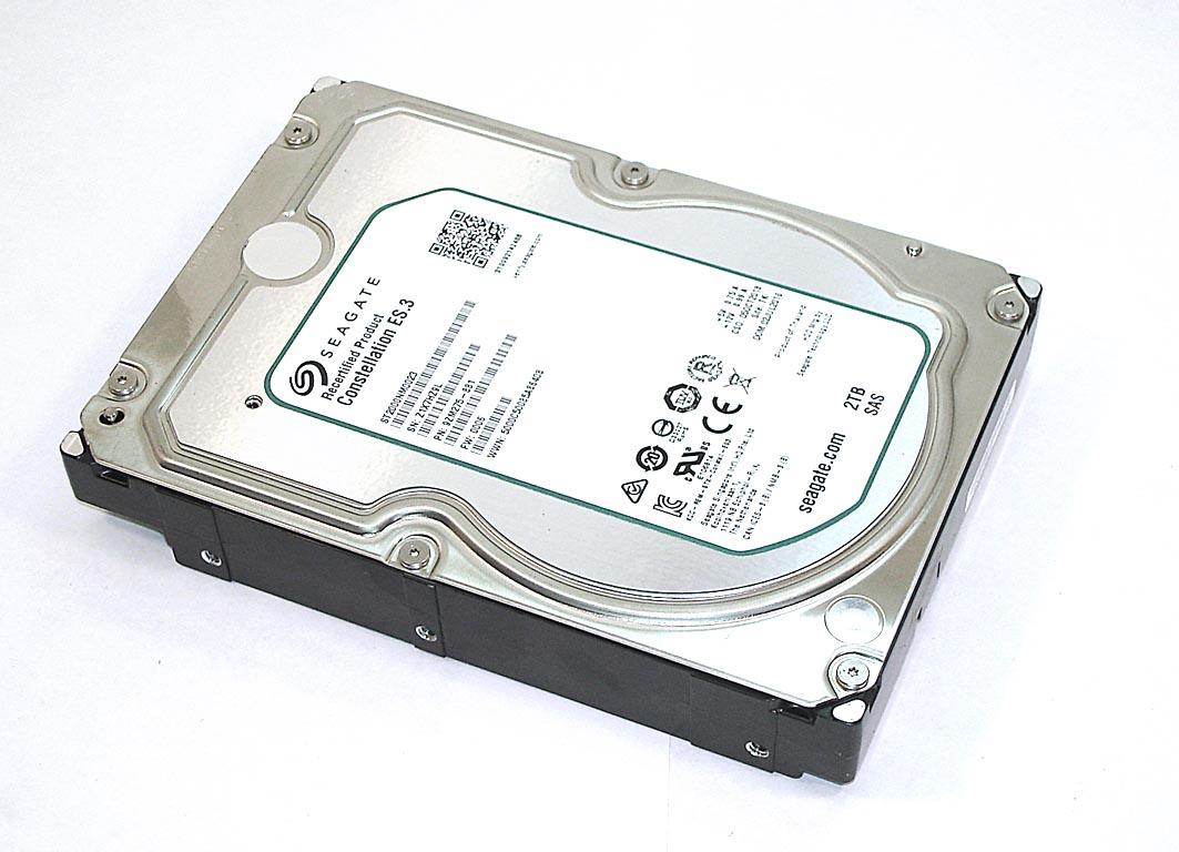 "Жесткий диск HDD 3,5"" 2TB Seagate ST2000NM0023"