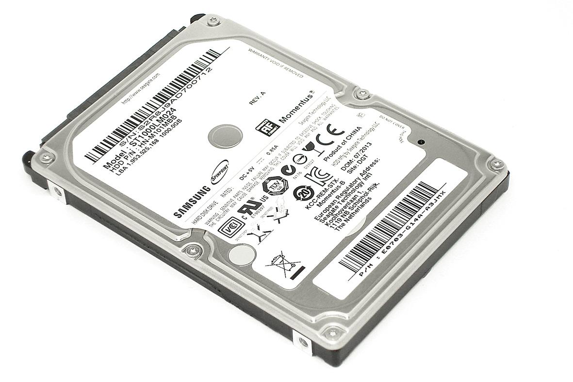 "Жесткий диск 2.5"" Samsung 1Тб, SATA II"
